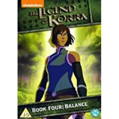 Legend of Korra - Book Four: Balance [DVD] [2014]